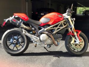 2013 Ducati Monster 796 ABS 20th Anniversary Edition