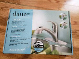 Danze Unopened Kitchen Faucet - ONLY SERIOUS INQUIRIES