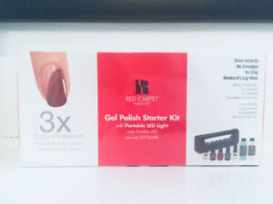 Gel Nail Polish Starter Kit $40