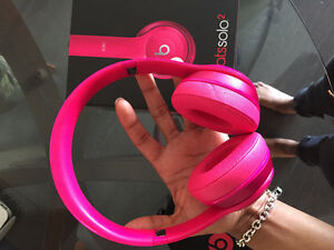 Hot Pink Beats Solo 2 Windsor Region Ontario image 4