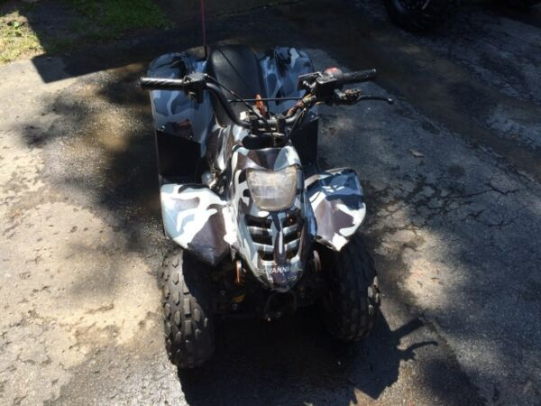 Used 2007 GIO 50cc automatique