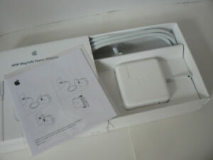 Apple 60W Magsafe Power Adapter Macbook pro MC461LL/A new openbo