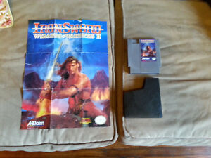 Iron Sword with Poster (NES)