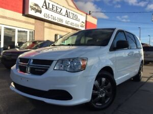 2014 Dodge Caravan SXT , Certified and e-tested, Remote starter