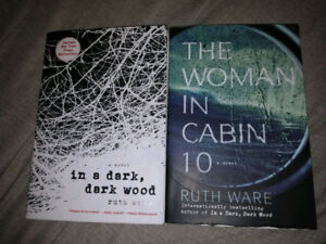 Ruth Ware titles for sale