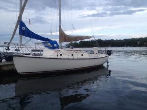 23 Com-PAC sailboat