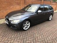 BMW 3 SERIES 330D M SPORT TOURING 2012 Diesel Automatic in Grey