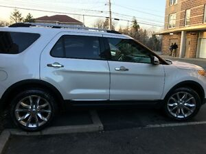 2015 Ford Explorer, One Owner, accident free, great condition
