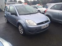 2005 Ford Fiesta 1.2 style climate