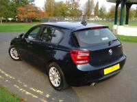 BMW 1 SERIES 120D SE AUTO 2012/61