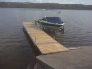 Boat Lifts , Dock , Canopies , Accessories