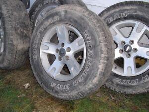 roue de camion ford 16 pouces a bon prix