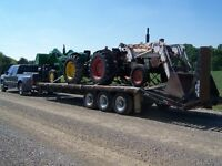 Custom towing, hauling,moving trailers, cars,boats etc