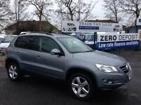 Volkswagen Tiguan 2.0TDI ( 140ps ) 4Motion 2009MY Escape