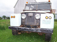 Wanted: Land Rover enthusiasts to work on my 67 109 Safari Wagon