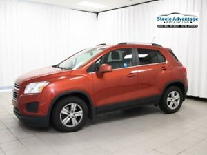 2016 Chevrolet Trax LT - Alloys, Bluetooth, Backup Camera and 0%