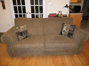 SOFABED in excellent condition. Pet/smoke free home. See photo's