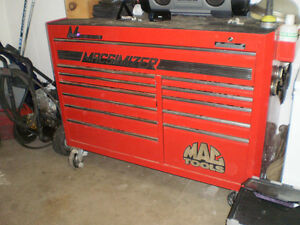 MAC Tool box with Autbody Tools
