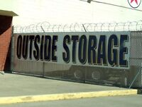 Outdoor storage available