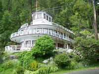 "The ""Nasookin"" Heritage Home, Nelson BC"