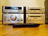 Technics HD50 Hi-Fi system