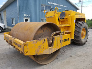 BOMAG BW213 COMPACTOR 84 INCH CELL 514 998 4024