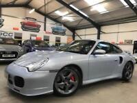 2000 Porsche 911 3.6 996 Turbo AWD 2dr