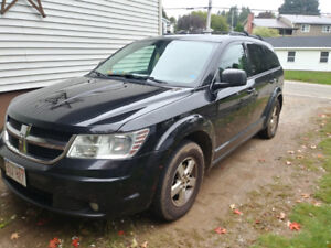 Selling a 2010 Dodge Journey