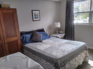 Roommate for furnished  2 bedroom