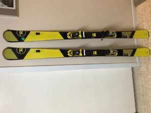 Rossignol Experience 84s and Head Mojo 105s
