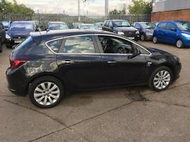 2013 Vauxhall Astra 2.0 CDTi 16v Elite 5dr