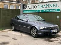 2003 BMW 3 Series 2.0 318Ci SE 2dr