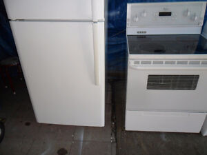 Newer LG FRIDGE $160. Also Self-Cleaning Smooth Top Stove $160