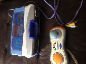 jeu video Vtech  80-078855  Console  VSmile Motion