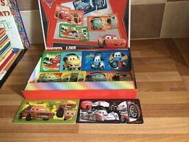 Educational game Cars