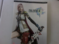 Final Fantasy XIII Piggyback Interactive Complete Official Guide