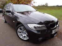 2010 BMW 3 Series 320d [184] M Sport 5dr Step Auto Full Leather! Bluetooth! ...