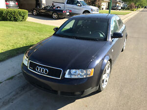 "Audi A4 Loaded Sedan. """"""FRESH TRADE,PRICED RIGHT"""""""