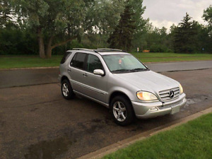 Mercedes ML350 special Edition 2005