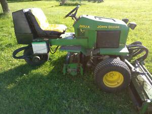 Tracteur John Deer 2653 A