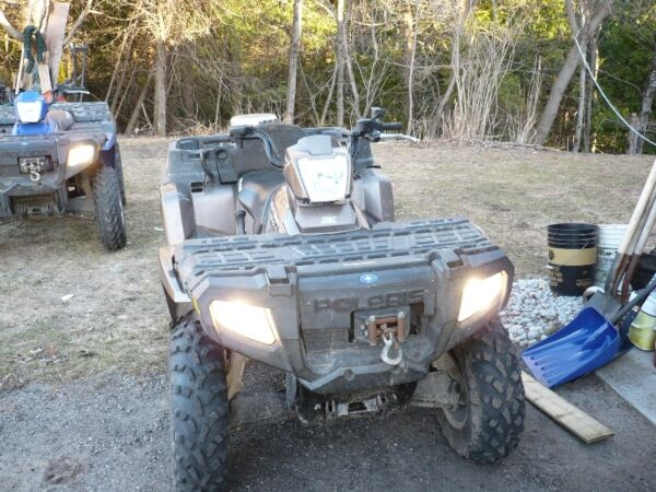 Used 2007 Polaris X2 sportsman deluxe