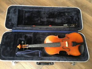 "12"" Viola, Bow and Case for sale"