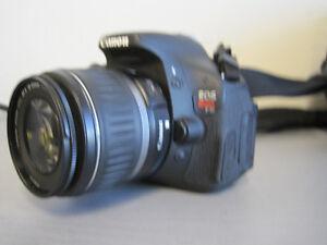 Canon Rebel T3i Camera Kit