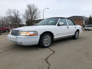 2004 Ford Mercury Grand Marquis GS