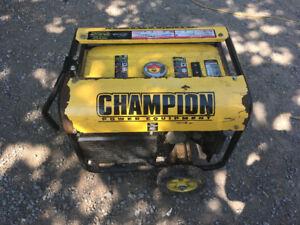 3500 champion generator