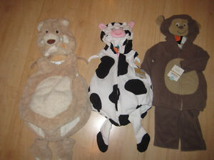 Hallowe'en Costumes NEW WITH TAGS (3mos - 3yrs) Cambridge Kitchener Area image 2