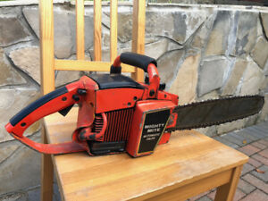 Remington Mighty Mite Gas Chainsaw