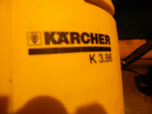 Karcher Power Washer