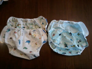 Mother ease air flow covers, swim diapers