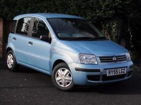 2005 Fiat Panda 1.3 16V MULTIJET DYNAMIC, 5 DOOR, BLUE, DIESEL, MANUAL,